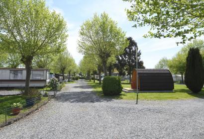 Camping - Préau - Bernissart