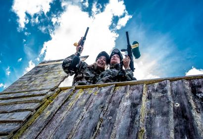 Dinant Evasion - Parc accrobranche - Dinant Aventure - Accrobranche - Paintball