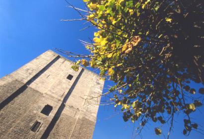 Tour Burbant - donjon - médiéval - Ath