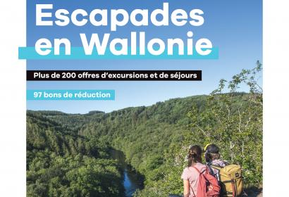 couverture - Escapades - 2021