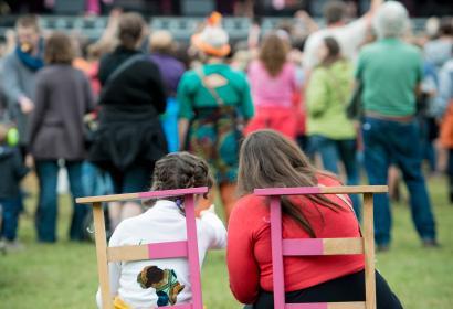 Festival LaSemo à découvrir dans le parc d'Enghien