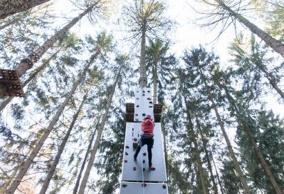 Escalade Forestia