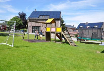 Gîtes de Chevémont - Dauphin - Hombourg - Espace-jeux