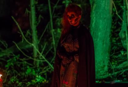 Vier Halloween in het kasteel van Jehay