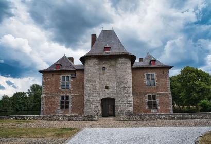 Château - féodal - Fernelmont - Province de Namur