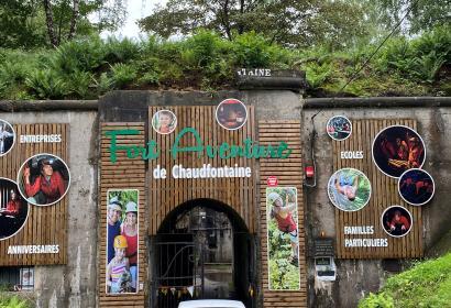 Attraction - aventure - Chaudfontaine