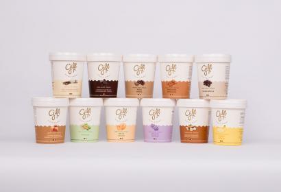 Gilfi - Ice Cream - glacier artisanal - belge - glace - artisanale