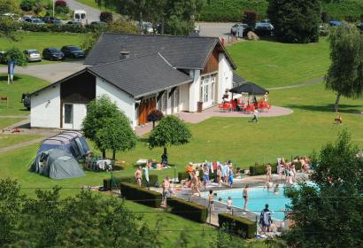 Camping - Les Neufs Prés - Grand-Halleux