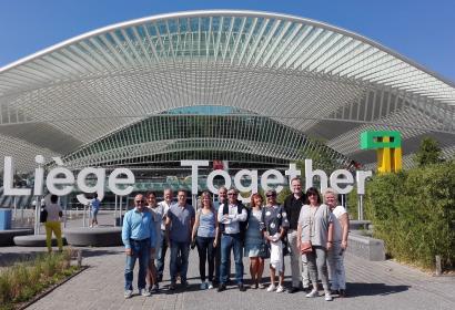 Gemeente Horst ad Maas-Liège - Discover Belgium