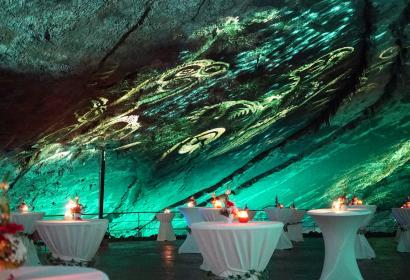 Grottes de Han-salle d'Armes