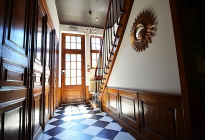La Citadine - Maison d'hôtes - Neufchâteau - hall - 4 chambres doubles