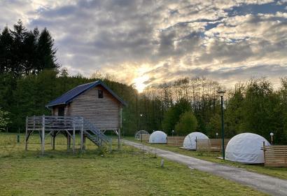 Ecocamp - Ardenne - Cabania