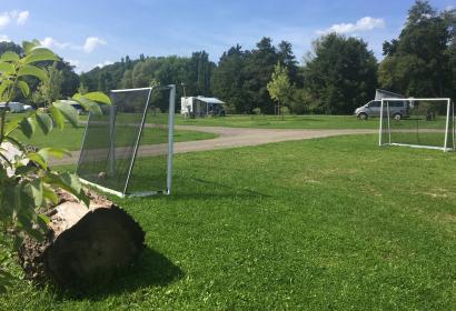 Camping la Brise - Hotton - Wallonie terre d'eau