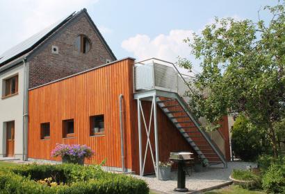 Le Backes - Gîte rural - Hombourg