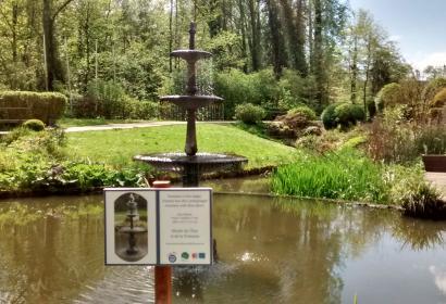 Musée - Eau - Fontaine - Ottignies - visite à l'extérieur - Domaine provincial du Bois des Rêves
