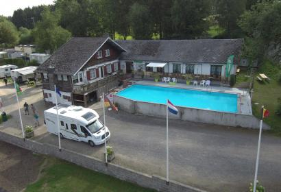 Camping familial - Malmedy
