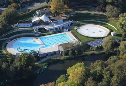 Domaine provincial de Wégimont - parc de loisirs - Soumagne