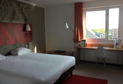 Hôtel Ibis Mons Centre Gare chambre