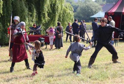 Bouffonneries Irchonwelz - Défi des familles