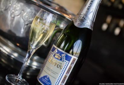 Ruffus vin effervescent Wallonie gastronomie vignoble Visite