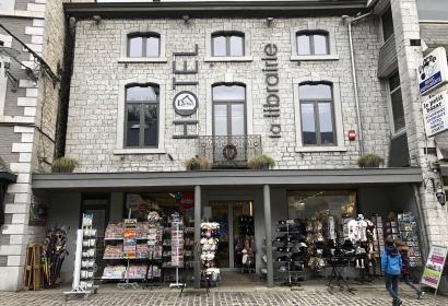Hôtel - Librairie - Durbuy