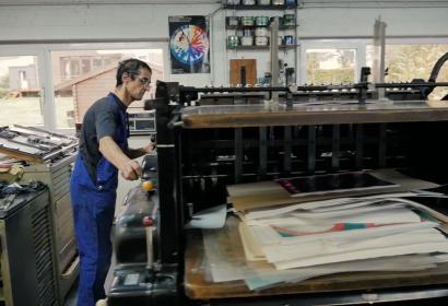 Paliseul - Libramont - imprimeur - Imprimerie - Etienne Barras - Visit'Entreprise
