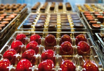 Balades chocolatées - Chocolats Marcolini - Liège