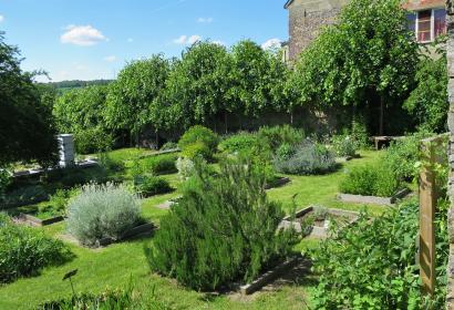 Le Jardin de Folcuin - Lobbes