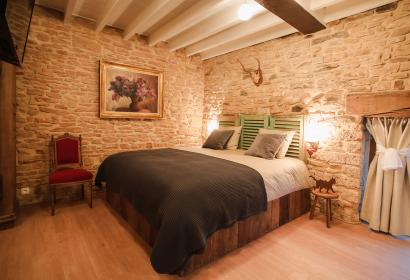 Chambres d'hôtes - Les Chambres du Chat - Sainte-Cécile