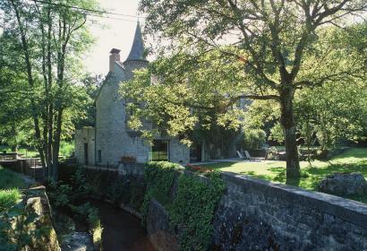 Gîte rural - les Duves - Bioul - La carrière - - contemporain - moulin