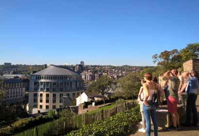 Jeux urbains - Liège - Discover Belgium