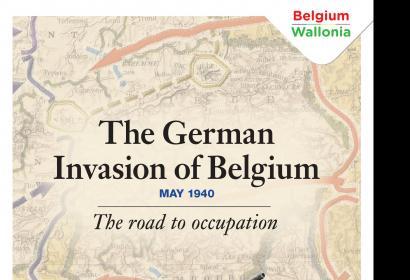 The German Invasion of Belgium