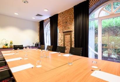 Mercure Liège City Center - salle de réunion Curtius