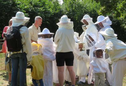 Fête du miel et de la nature