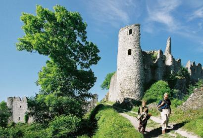 Château - Montaigle - vallée du Flavion