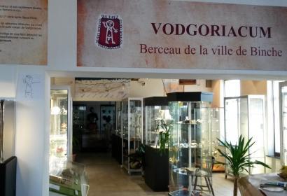 Musée - Gallo-Romain - Ancienne fermette - site romain de Vodgoriacum