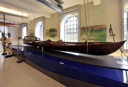 Espace - muséal - Nauticmen - discipline sportive - canot de plaisance - 19e siècle - région Namuroise