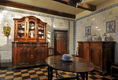 Musée d'Ansembourg - Liège - Archéologie - Arts décoratifs - cuisine