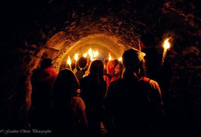 Avondbezoeken met fakkels | Fort van Bouillon