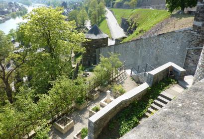Les Jardins à thème - Ville de Namur