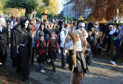 Halloween à Pairi Daiza | Visitez les ténèbres au Jardin des Mondes