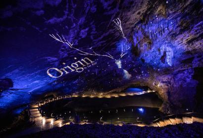 Salle Armes Grottes de Han