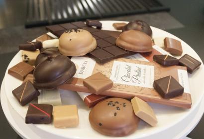 MUSÉE DU CHOCOLAT - Jean-Philippe Darcis, artisan pâtissier & chocolatier belge à Verviers