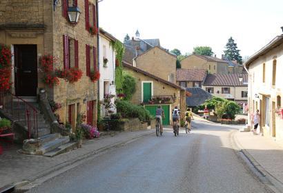 VTT - Torgny - Balade - province de Luxembourg