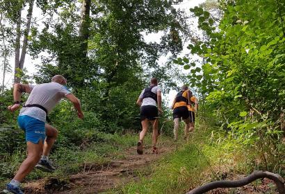 Trail en Famenne - Marche-en-Famenne
