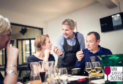 VINI SPEED TASTING® - Cinéréa Benelux