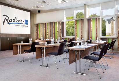 Radisson Spa salle de réunion Zen 3