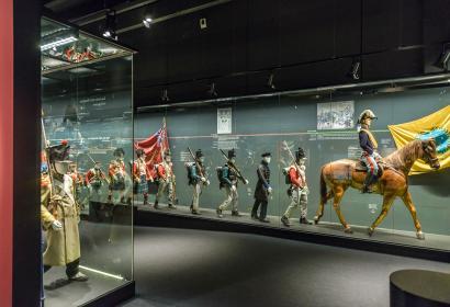 Waterloo - Memorial - 1815