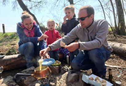 Les Aventures Gourmandes : randonnées d'épicuriens à Failon
