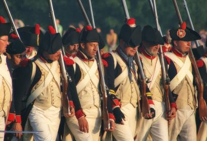 Marche folklorique - Napoléonienne